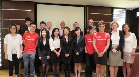 Rotaractors and Members (1)