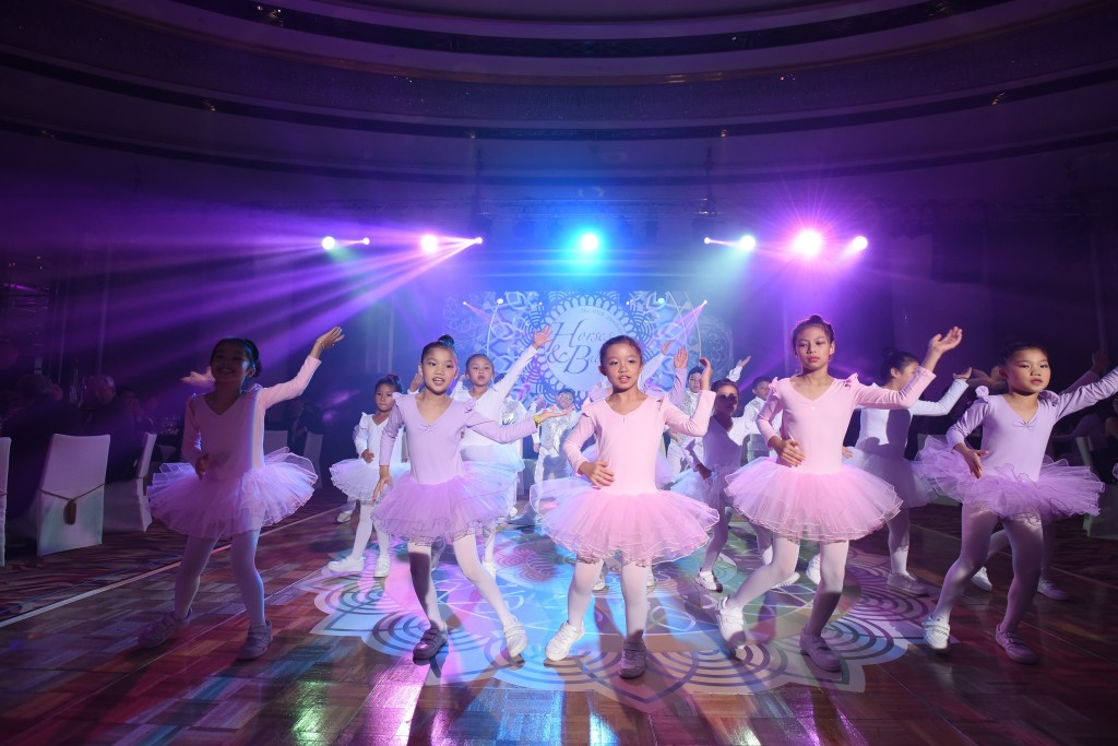 HUB Kids and their Ballet Performance, The Nutcracker