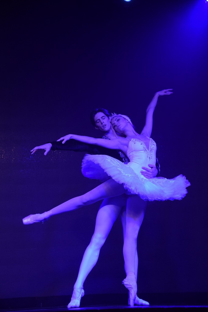 Xander Parish & Nika Tskhvitaria of famous Mariinsky Ballet